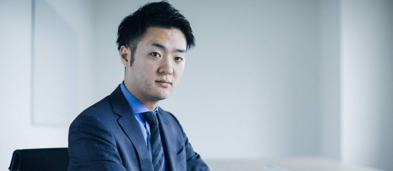 【FS×PEOPLE】 主力事業を担う、28歳の事業部長が見つめるもの
